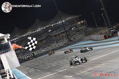 Hamilton ejecuta su plan, pero desobece a Mercedes. Las claves de interpretación del GP Abu Dhabi 2016 #F1 #Formula1 #AbuDhabiGP