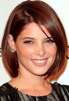 hairstyles for heart shaped faces | heart shaped face balance a heart shape face with a style that ...