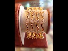 Ruby Diamond New Fashion Bangles