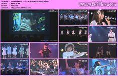 公演配信170403 AKB48 チーム8 結成3周年記念特別公演