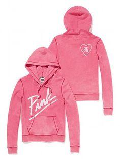 Pink 86 Hoodie