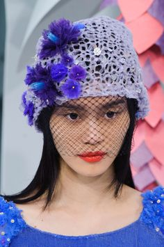 Chanel at Couture Spring 2015 - StyleBistro