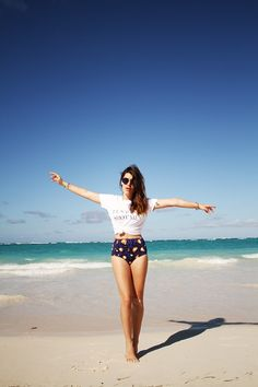 73 Beach Outfit Ideas That Go Far Beyond Swimsuits and Sunnies Was Sie zum Strand tragen sollten: 50 perfekte Outfit-Ideen Mode Outfits, Stylish Outfits, Vacation Outfits, Summer Outfits, Beach Wear For Women Outfits, Cancun Outfits, Cute Beach Outfits, Party Outfits, Outfit Strand