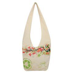 fdadf26b7 Bolsa en LONA 100% algodón crudo biodegradable. Medidas aproximadas  Ancho:38cm Alto: