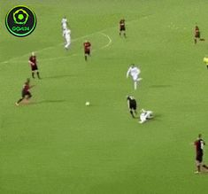 GIF Master of simulation. Male soccer players, SOOO overdramatic