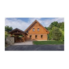 Chata Ledhujka - Česká republika ubytování Chata, Cabin, House Styles, Home Decor, Decoration Home, Room Decor, Cabins, Cottage, Home Interior Design