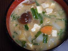 納豆汁 - 晴耕雨読