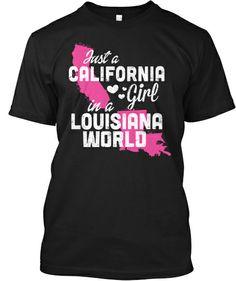 California Girl - LA World!