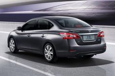The next Nissan Sentra! wow!