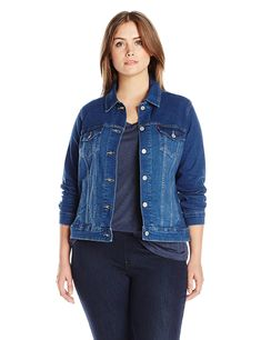 ae268680d3f Levi s Women s Plus-Size Trucker Jacket