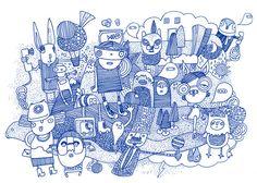 Illustration - Stine Kaasa