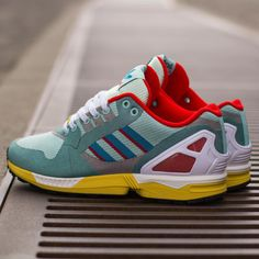 "#adidas ZX Flux 9000 Weave OG ""Hydra"" #sneakers"