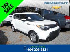 2014 Kia Soul Base Call for Price  miles 904-209-9531 Transmission: Automatic  #Kia #Soul #used #cars #NimnichtChevrolet #Jacksonville #FL #tapcars