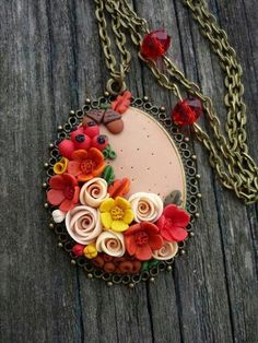roses on peach background.