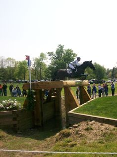 Rolex Kentucky 2010 crazy eventing... Cannot wait to see the 2013 XC course... favorite day by far is day 2.