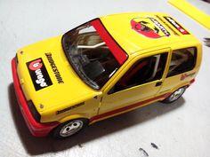 Caselli Model Transkit Burago 1/24 - FIAT 500 Sporting