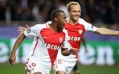 Descargar fondos de pantalla Djibril Sidibe, el as Monaco FC, futbolistas, el fútbol