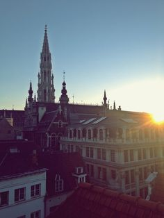 Room with a view, Brussels | Belgium    Photo taken by me (Nacho Coca)                                                                                                                                                                                         Source:                                                                           travelingcolors