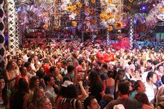 all events of 2013 carnival in rio de janeiro
