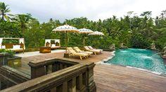 The Kayon Resort - Ubud, Indonesia