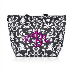 Thermal Lunch Tote designed for a customer. She LOVED it! #design #Thirtyone #lunch #tote #school #business