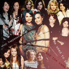 Miley cyrus and selena gomez lesbian