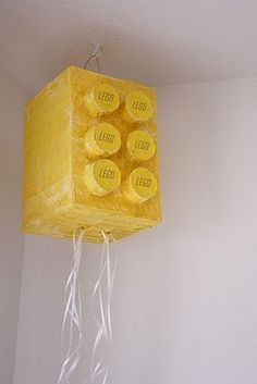 another pull string pinata