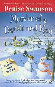 Cozy Monday Book Review ~ Murder of a Barbie and Ken by Denise Swanson