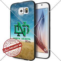 NEW University of North Dakota Logo NCAA #1388 Samsung Galaxy S6 Black Case Smartphone Case Cover Collector TPU Rubber original by WADE CASE [Breaking Bad] WADE CASE http://www.amazon.com/dp/B017KVLLJ0/ref=cm_sw_r_pi_dp_Rg9ywb14566CE