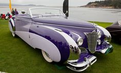 From Allard (and Arnold) to Zagato, the best photos of the 2012 Pebble Beach Concours d'Elegance | Motoramic - Yahoo! Autos