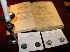 Os certificados de garantia e origem - Moruzzi Numismática – Moedas e notas em Roma