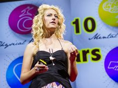 Jane McGonigal: The game that can give you 10 extra years of life | Video on TED.com
