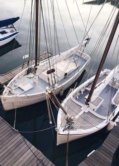 Sailboats - Île de Ré