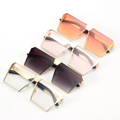 685923aaa100 Oversized  Sunglasses will surely amp up your style