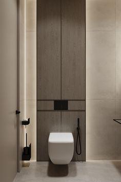 Moscow. 180m2 on Behance Bathroom Design Luxury, Bathroom Design Small, Apartment Projects, Minimalist Interior, Luxury Home Decor, Contemporary Interior, Bathroom Inspiration, Interior Architecture, Behance