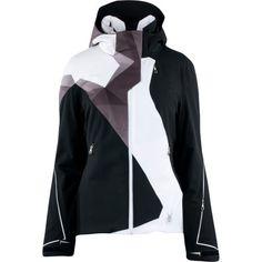 af62144b64 Spyder Volt Jacket - Women s ski snowboard jacket White Ski Pants