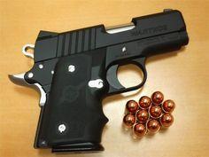 "Para Ordinance ""WartHog"" Sub Compact cal cap Weapons Guns, Guns And Ammo, Derringer Pistol, Revolver, Para Ordnance, Pocket Pistol, Shooting Guns, Concept Weapons, Military Guns"