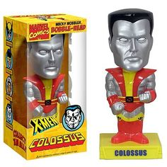Official Marvel Character Bobble-head action Made of indestructible PVC plastic Share on Tumblr Related