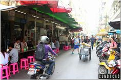 Cumbicão: Dicas da Tailândia (VI) - Bangkok: deixe-se perder pelas ruas