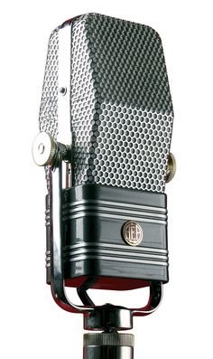 Old Microphone by on DeviantArt Old School Microphone, Microphone Studio, Vintage Microphone, Karaoke, Cassette Vhs, Monster Trucks, Old Time Radio, Studio Gear, Ham Radio