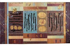 Bernie Rowell contemporary art quilts, artist Asheville traditional crafts, art quilts and prints Irish Chain Quilt, Contemporary Quilts, Sticks And Stones, Fiber Art, Design Inspiration, Textiles, Traditional, Asheville, Fun Things