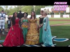 Happy 4th of July Premier Princess Parties