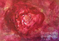 Rose In Universe is a Watercolor & Temperapainting. Universe, Greeting Cards, Wall Art, Rose, Painting, Outdoor, Design, Kunst, Outdoors