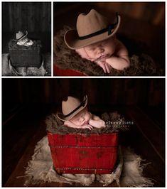 Little Cowboy Newborn Portraits, San Antonio photographer, newborn portraits, baby in cowboy hat, cowboy baby, buckaroo baby photos, cowboy baby