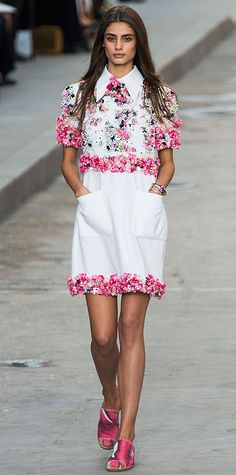 Spring/Summer 2015: Chanel #InStyle