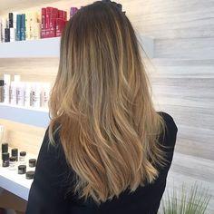 Lida balayage! @lida.xh #hairbeauty #haircolor #hairstyle #hairsalon #beautifulhair #instabeauty #summer #sun #blondehair #blond #wave