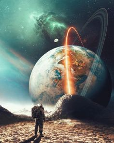 I look for you among clusters, Galaxies and cosmic systems, On an interstellar trip, For the vast and infinite cosmos. Planets Wallpaper, Wallpaper Space, Galaxy Wallpaper, Cosmos, Astronaut Wallpaper, Space Artwork, Moon Photography, Galaxy Art, Earth From Space