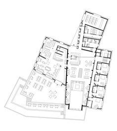 Chetzeron Hotel,Floor Plan