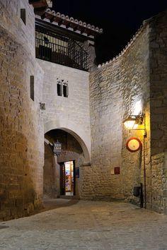 Sos del Rey Católico, Zaragoza, España.