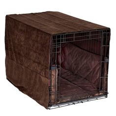 Pet Dreams Plush Cratewear Set, Coco Brown, Fits 30-Inch Crates, 3-Piece - http://petproduct.reviewsbrand.com/pet-dreams-plush-cratewear-set-coco-brown-fits-30-inch-crates-3-piece.html